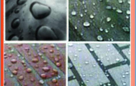 پوشش آب گریز کننده