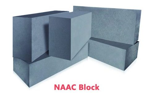 بلوک سبک گازی پایه سیمان NAAC